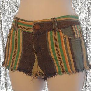 O'NEILL rustic short shorts